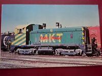Postcard Usa Locomotive - M-k-t Railroad Sw-1200 No 6 At Dennison 1976 Missouri- -  - ebay.co.uk
