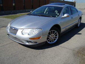 2003 CHRYSLER 300 SPECIAL M HIGH OUTPUT SEDAN ''TAX INCLUDED''
