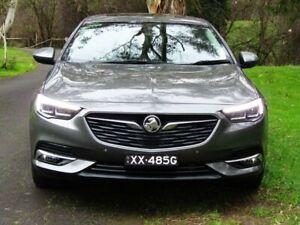 2018 Holden Calais ZB MY18 V Liftback AWD Grey 9 Speed Sports Automatic Liftback Littlehampton Mount Barker Area Preview