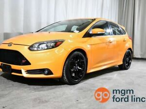 2013 Ford Focus ST FWD | 6-SPEED MANUAL | TECHNOLOGY PACKAGE | M