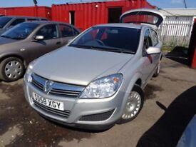 2008(58reg) ASTRA AUTOMATIC 1.8 5 door MOT'd NOV 19 £1495