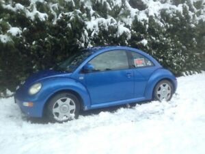 1999 Volkswagen Beetle Coupe (2 door) $3500 OBO