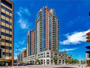 Calgary Downtown Main Floor Retail 3 Units For Lease/ Sale