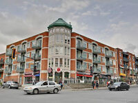 TWO-BEDROOM corner condo with great views and garage in CDN