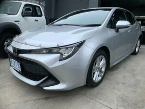 2018 Toyota Corolla Mzea12R Ascent Sport Silver 10 Speed Constant Variable Hatchback North Hobart Hobart City Preview