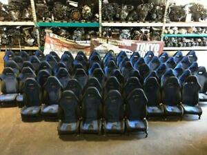JDM 2002-2007 SUBARU IMPREZA WRX STI VERSION 7-8 AND 9 PAIR SEATS BLUE SEATS