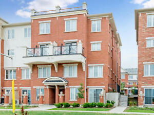 NEW PRICE! 2-BEDS CONDO TOWNHOUSE IN OAKVILLE W/2 PARKING!