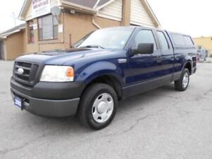 2007 FORD F-150 XL Extended Cab 5.4L V8 Loaded ONLY 170,000KMs