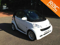 2010.60.SMART FORTWO. PASSION.CDI.AUTOMATIC.TURBO DIESEL.