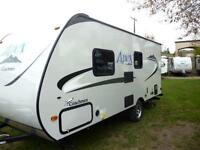 NEW 21 FT COACHMEN APEX 187 RB LITE TRAVEL TRAILER