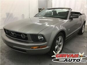 Ford Mustang V6 Convertible A/C MAGS 2009
