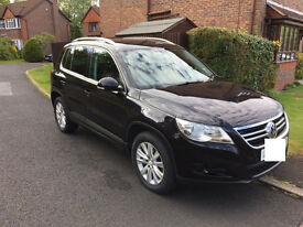 VW Tiguan 2008 4 Motion