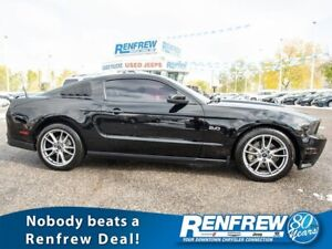 2011 Ford Mustang *FLASH SALE* GT, RWD, Heated Leather, Bluetoot