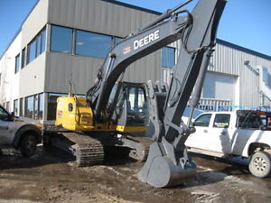EXCAVATORS FOR RENT OR SALE