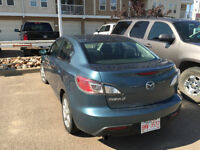 2010 Mazda 3 One Owner 135,000KMS CLEAN CARFAX W/winter tires