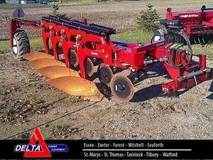 2015 Salford 6204 4 Furrow Plow