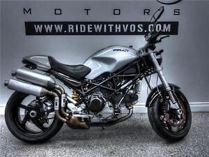 2007 Ducati Monster S2R - V2030NP - Financing Available**