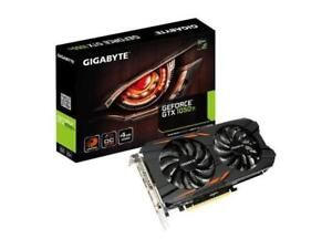 Gigabyte GeForce GTX 1050 Ti Windforce OC 4G