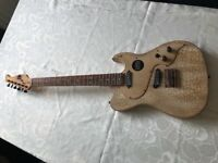 Axl Badwater Electric Guitar