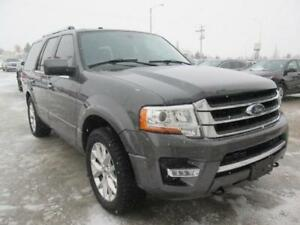 2015 Ford Expedition Limited 4x4~Loaded~Sunroof ~ Low Payments