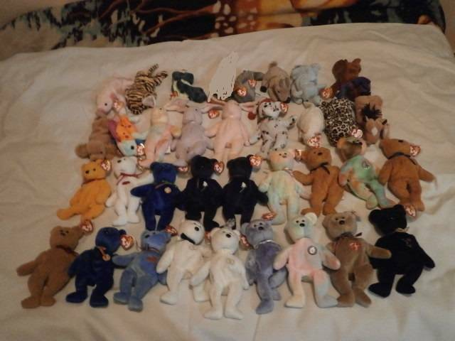 l BULK LOT 34 x TY BEANIE BABY BABIES RARE? VINTAGE? WHOLESALE Up | Toys -  Indoor | Gumtree Australia Campbelltown Area - Campbelltown | 1196060642