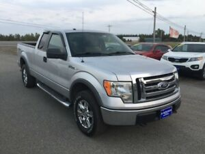 2010 Ford F-150 XLT 4WD SuperCab BACK UP CAM MINT CONDITION
