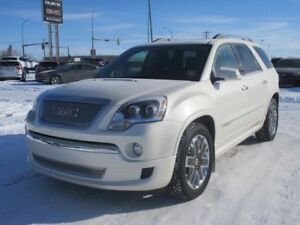 2012 GMC Acadia Denali. Text 780-205-4934 for more information!