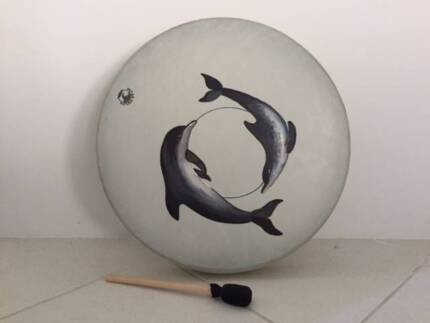 Ocean drum made by Remo.