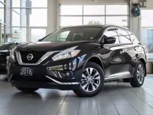 2016 Nissan Murano SL 4dr All-wheel Drive