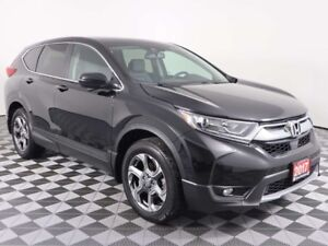 2017 Honda CR-V EX-L w/ONE LOCAL OWNER, HEATED LEATHER SEATS AND