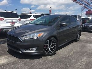 2015 Ford Focus SE GREAT BUY