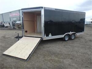 20' Drive-On/Drive-Off Toy Hauler by Forest River -*- ALL IN -*-