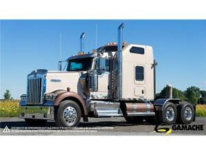 2013 KENWORTH W900L À VENDRE / SEMI-TRUCK FOR SALE