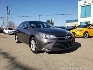 2017 Toyota Camry LE-ACCIDENT FREE-LOW MONTHLY PAYMENTS!!