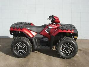 2016 Polaris Sportsman 850 LE EPS Red
