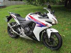 Honda CBR 500 RA-D ABS SPORTS TOURING MOTORCYCLE