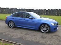 2014 BMW 318 D M SPORT ONLY 29000 MILES OUTSTANDING CONDITION THROUGHOUT FINANCE AVALIABLE