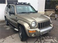 Jeep Liberty 4dr Renegade 4WD 2003