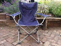 Eurohike Camping chairs x 2.