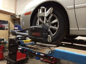 Wheel Alignment and Balancing Mississauga Brampton Toronto