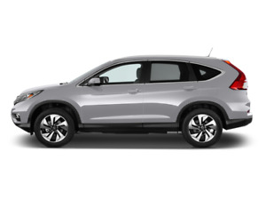 2016 Honda CR-V Touring| Loaded, Leather, Navi