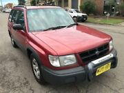 1999 Subaru Forester 79V MY99 Limited AWD 4 Speed Automatic Wagon Greenacre Bankstown Area Preview