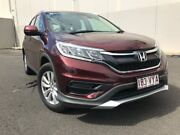 2015 Honda CR-V RM Series II MY17 VTi-L 4WD Red 5 Speed Sports Automatic Wagon Bungalow Cairns City Preview