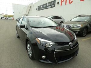 2016 Toyota Corolla S | 6 Speed Manual | Bluetooth | Backup Cam