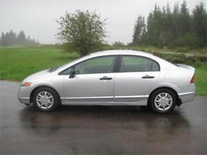 2008 Honda Civic Sdn DX $2999!!!