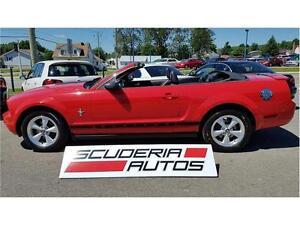 Ford Mustang Décapotable 2008, Automatique, Pony Pack-Impeccable