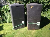 Hotbin composting bins x 2 in good condition