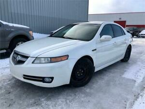 2008 ACURA TL TOURING 217,000KM CUIR / TOIT / MAGS ! 8 PNEUS !