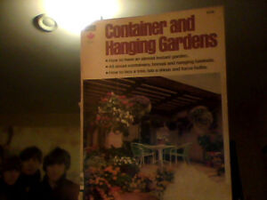Container & Hanging Gardens Book