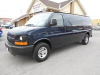 2008 CHEVROLET Express 2500HD Extended Cargo Loaded ONLY 45KMs